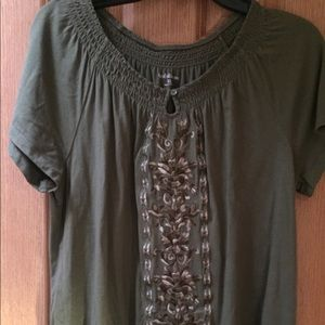 Boho ❤️❤️ XL perfect top for fall 🍁
